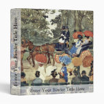 Central Park New York By Prendergast Maurice Brazi Binders