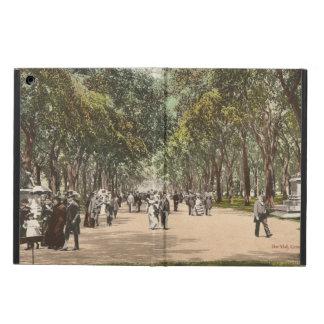 Central Park New York City de la postal del vintag