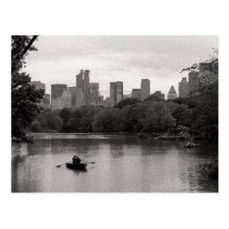 Central Park, New York City - postal