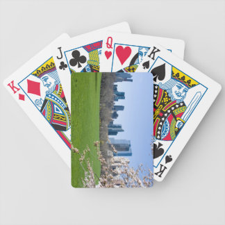 Central Park New York City Spring - Playing Card
