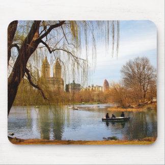 Central Park, Nueva York Tapetes De Raton