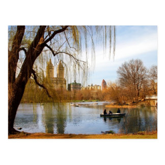 Central Park, Nueva York Tarjetas Postales