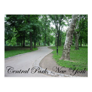 Central Park Nueva York Tarjetas Postales
