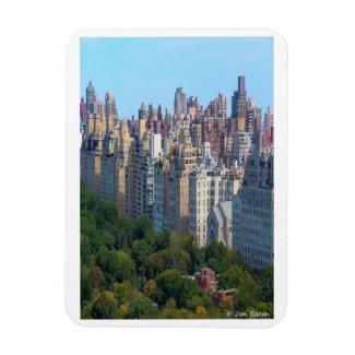 Central Park NY Magnets