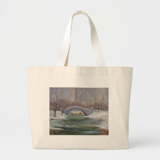 Central Park  NYC Canvas Bags