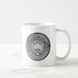 Central Park NYC Classic White Coffee Mug