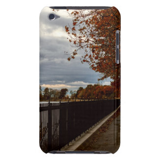 Central Park NYC en otoño Barely There iPod Cobertura