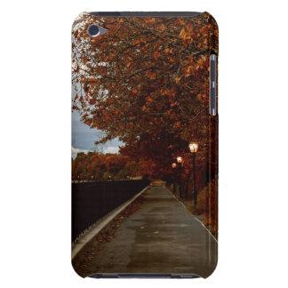 Central Park NYC en otoño iPod Case-Mate Funda