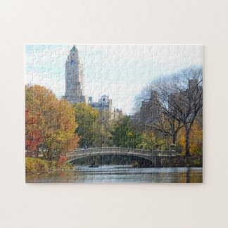 Central Park NYC in Autumn - Puzzle
