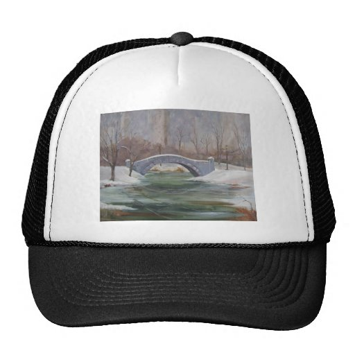 Central Park  NYC Mesh Hat