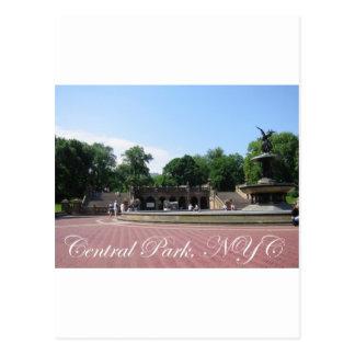 Central Park, NYC Postcard