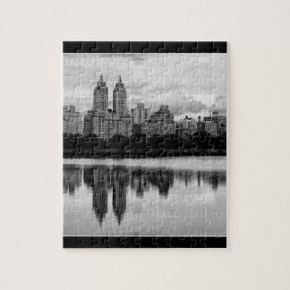 Central Park, NYC Skyline Jigsaw Puzzle