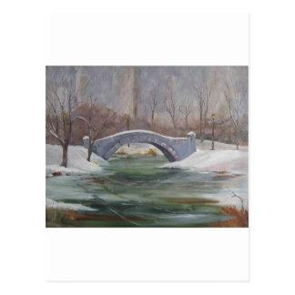 Central Park NYC Tarjetas Postales