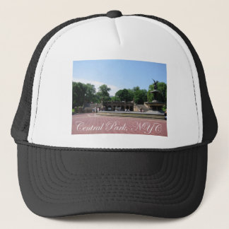 Central Park, NYC Trucker Hat