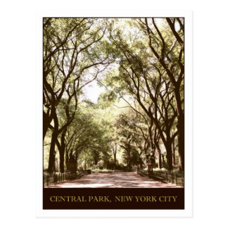 Central Park Postal
