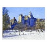 """Central Park"" Postcard"