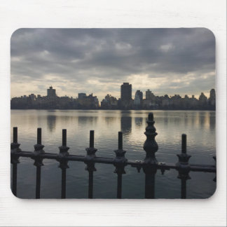 Central Park Reservoir New York City Sunrise NYC Mouse Pad
