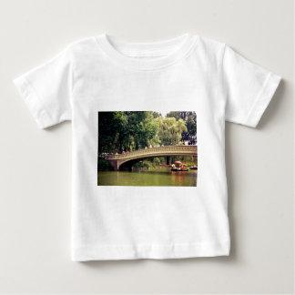 Central Park Romance - Bow Bridge - New York City Baby T-Shirt