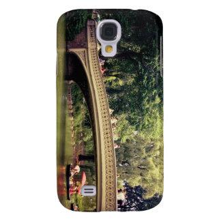 Central Park Romance - Bow Bridge - New York City Galaxy S4 Cover