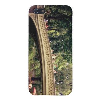Central Park Romance - Bow Bridge - New York City iPhone SE/5/5s Case