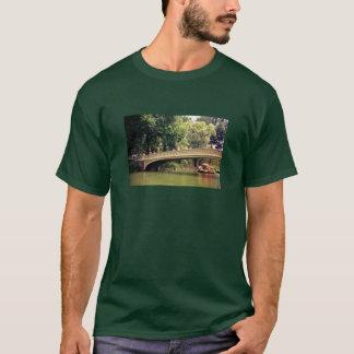 Central Park Romance - Bow Bridge - New York City T-Shirt