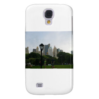 central Park Samsung Galaxy S4 Cover