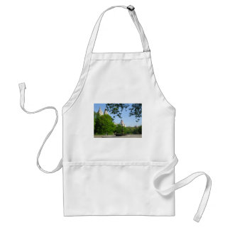 Central Park Skyline Adult Apron