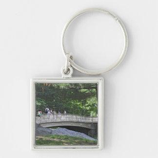 Central Park South- Pinebank Arch Bridge Keychain