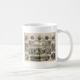 Central_Park_Summer Central_Park_Winter Coffee Mug