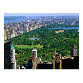 Central Park Postales