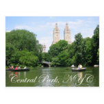 Central Park Tarjetas Postales