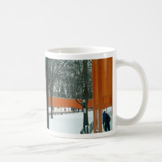Central Park - The Gates Exhibit Classic White Coffee Mug