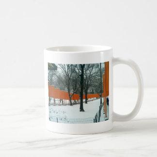 Central Park - The Gates Exhibit Coffee Mug