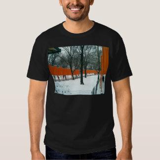 Central Park - The Gates Exhibit T-Shirt