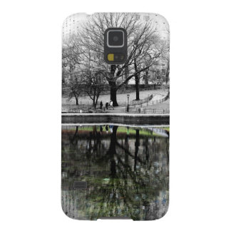 Central Park Tree Galaxy S5 Case