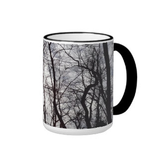 Central Park Trees In Winter Coffee Mugs