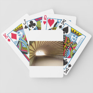 Central Park Tunnel Bicycle Playing Cards