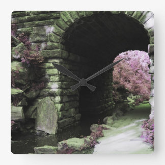 Central Park Tunnel Wall Clocks