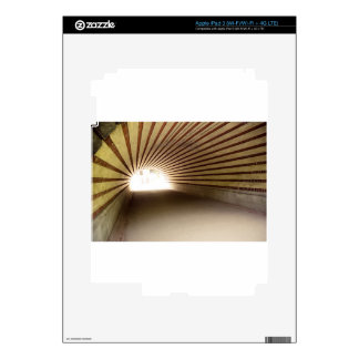 Central Park Tunnel iPad 3 Decals