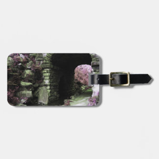 Central Park Tunnel Travel Bag Tag