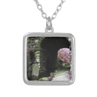 Central Park Tunnel Personalized Necklace