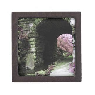 Central Park Tunnel Premium Trinket Box