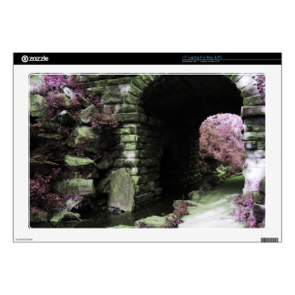 "Central Park Tunnel Skin For 17"" Laptop"