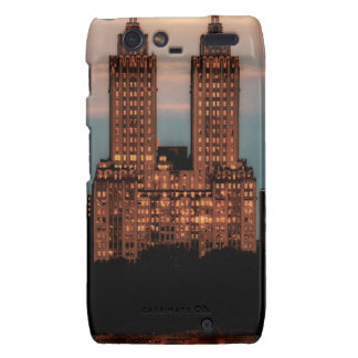 Central Park View of the West Side Motorola Droid RAZR Cover