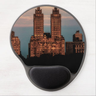 Central Park View of the West Side Gel Mouse Pad