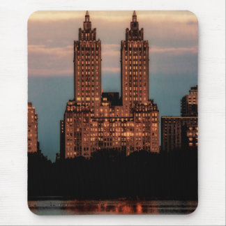 Central Park View of the West Side Mouse Pad