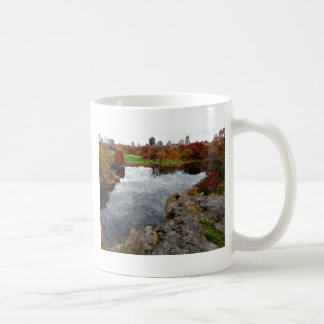 Central Park Watercolor Coffee Mug
