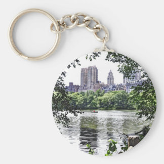 Central Park West Keychain