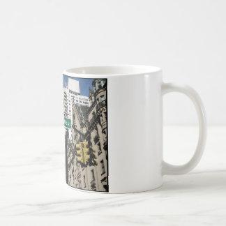 Central Park West Street New York New York Coffee Mug