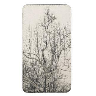 Central Park Winter Snow Landscape Photo Galaxy S5 Pouch